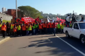 South African shack dwellers protest politics of lies and oppression