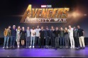 Avengers: Infinity War LEAKED trailer from Comic-Con 2017