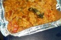 Dead Lizard: Indian Railways serves new topping with Vegetable Biryani
