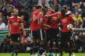 Title challenge is on! Lukaku scores again as Manchester United turn on the style against Swansea