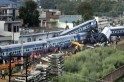 Father-son duo from Bihar among deceased as Vasco Da Gama-Patna express derails