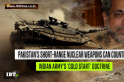 Indian Army's 'Cold Start' doctrine: All you need to know [VIDEO]