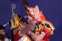 Kissing scene video in Yakshagana goes viral; Adka Rakesh Rai gives clarification