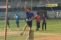 Virat Kohli troubled by Arjun Tendulkar bouncer at practice session ahead of New Zealand ODIs