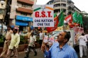 12% and 18% GST slab rates likely to be merged; Rs 95,000 cr revenue collected in October