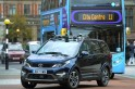 Self-driving Tata Hexa starts trial run on public roads in UK