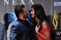 Salman Khan, Katrina Kaif ride bicycle together at ISL opening ceremony: Watch live