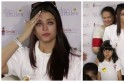Shocking! Aishwarya Rai Bachchan cries after she blasts media and the reason will leave you fuming [VIDEO]