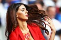 Do footballers like sex before matches? Stunning beauty Erjona Sulejmani reveals