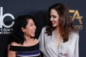 What! Loung Ung has taken Brad Pitt's place in Angelina Jolie's life?