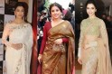 10 Bollywood actresses who look their best in sarees
