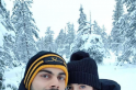 Newly-wed Anushka Sharma and Virat Kohli are 'in heaven, literally'; check out their honeymoon PICTURE