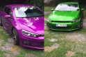 Hoax busted: 'Volkswagen car changing colour by pressing on remote' is fake