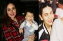 Taimur birthday: Aunt Karisma Kapoor shares first picture; celebration to take place at Pataudi Palace