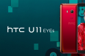 HTC U11 EYEs is here at last: Dual front cameras, HTC's biggest battery yet and other highlights