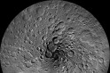 Lava tubes near moon's north pole with hidden tunnels may provide access to water