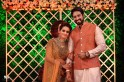 Bhavana-Naveen wedding reception: Look who attended the post-marriage event [Photos]