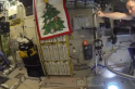 Fly like a Superman: Hilarious video shows cosmonaut riding on a vacuum cleaner through the space station