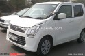 New Maruti Suzuki WagonR fully revealed in spy images, spotted testing in Delhi