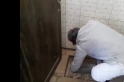 Madhya Pradesh BJP MP Janardan Mishra unclogs school toilet with bare hands [Video]