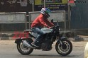 Husqvarna Motorcycles' Vitpilen 401 and Svartpilen 401, based on KTM 390 Duke, spotted testing in India
