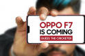 OPPO F7 first look, key features revealed ahead of March 26 launch