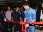 Bollywood actor Tiger Shroff launches Lifestyle & Home Centre stores in Seawoods Grand Central Mall, Navi Mumbai.