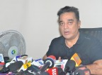 "Actor-filmmaker Kamal Haasan on Wednesday said he doesn't believe the reality show ""Bigg Boss"" through which he made his television debut as a host, is tarnishing Tamil culture and the people of Tamil Nadu. His statement came in wake of the demand by Hindu Makkal Katchi on Wednesday to ban the show and arrest him for ""hurting sentiments of people in Tamil Nadu by depicting obscene content""."
