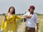 Shah Rukh Khan launched 'Butterfly' song from 'Jab Harry met Sejal' in Punjab. After launching 'Radha' amidst 7000 Sejals in Ahmedabad and club hopping to launch 'Beech Beech Mein', the makers of 'Jab Harry met Sejal' have now launched their third song 'Butterfly' in sync with its Punjabi vibe. 'Butterfly' is set against the backdrop of Punjab featuring Shah Rukh Khan and Anushka Sharma in a traditional Punjabi avatar dancing their heart out in a field. The song showcases both the actors, in contrast, looks in comparison to their avatars in the mini trails and the songs 'Radha' and  'Beech Beech Mein' from the film.
