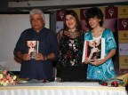 Javed Akhtar, who is known for his great writing skills came forward in support of Kainaz Jussawalla's book launch - Coffee Days, Champagne Nights and other secrets and unveiled the book himself.