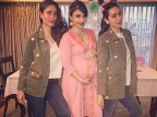Soha Ali Khan's Baby Shower: Kareena Kapoor Khan, Karisma Kapoor, Konkona Sen, Neha Dhupia Joins the celebrations.