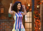 Sunny Leone who was seen promotion her song, 'Trippy Trippy' from Bhoomi had a blast on the show. Leone revealed on the show that she is a big fan of Mithun Chakraborty and as a child whenever she used to watch him on screen, she used to wave at him on the screen saying, 'Hello'.