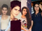 Fatima Sana Shaikh better known as Geeta Phogat from Dangal, convincingly portrayed the role of an international level wrestler while getting to skin of her character the actress had undergone a remarkable transformation with respect to her haircut and body structure to fit the role.