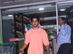 Actor Ishaan Khattar spotted at nature basket in Juhu.