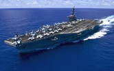 North Korea says ready to destroy US aircraft carrier in Korean waters with a single strike