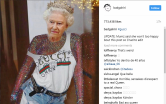 Rihanna photoshopped Queen Elizabeth II's head on risqué outfits [PHOTOS]