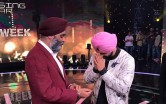 Canada's Minister of National Defence gifts Diljit Dosanjh coin of honour [PHOTOS+VIDEO]