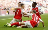 FA Cup results: Back three works again as Arsenal trump Man City to enter final
