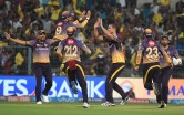 KKR vs RCB IPL 2017 highlights: Knight Riders pacers skittle Royal Challengers for lowest ever score