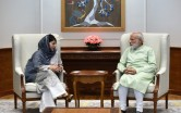 'Will follow Vajpayee's footsteps to improve J&K situation,' CM Mehbooba Mufti says after meeting with PM Modi
