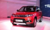 Maruti Suzuki Vitara Brezza: Maruti Suzuki's first compact SUV is powered by 200 DDis engine, which can churn out 88.5bhp and 200Nm of torque paired to a five speed manual gearbox.