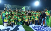 Kerala Strikers beat Chennai Rhinos by 7 wickets. They have moved to second place in CCL 2016 Group B Points Table and advance to Celebrity Cricket League 2016 semi-final match.