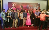 Phuntroo trailer launch held today (9 Febuary). Movie directed by Sujay Dahake. Starring Ketaki Mategaonkar and Madan Deodhar in the lead role, while Shivani Rangole, Rituraj Shinde, Shivraj Vaichal, Anshuman Joshi, Rohit Nikam appear in supporting roles. Phuntroo is a love story with the backdrop of science fiction, which is a completely new genre of Marathi films.