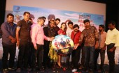 Tamil movie Pokkiri Raja Single Track Launch event held in Chennai today (10 Febuart). Celebs like Actor Jiiva, Sibiraj, T Rajender, Actress Hansika Motwani, Director Ramprakash Rayappa, Producer PT Selvakumar, Music Director D Imman, Cinematographer Anji, Editor J Sabu Joseph, SA Chandrasekhar and others graced the event.