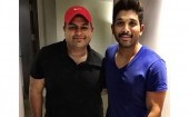 """Actor Allu Arjun has lent his voice for a special number in his upcoming Telugu outing """"Sarainodu"""", which has music by SS Thaman. """"For an EDM track in the film, Arjun has crooned alongside singers Vickey and Manasi. Both of us thought it would be nice if he sings and when I asked him, he jumped at the opportunity. He had no second thoughts about singing,"""" said Thaman. Arjun is the latest actor singing to Thaman's music. Other actors who have already crooned in his compositions include Mahesh Babu, NTR and Ravi Teja. Directed by Boyapati Srinu, the film also features Rakul Preet Singh and Catherine Tresa in important roles."""