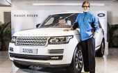 """Big B tweeted """"A new acquisition .. among great fanfare .. a rare beauty .. and so many interesting functions inside .. !!"""""""