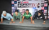 Launch of MTV Roadies X2