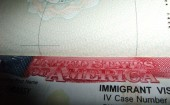 US VIsa Microprint