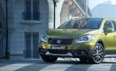 Maruti Suzuki S-Cross India Launch in First Week of July