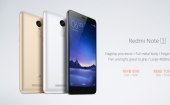 Xiaomi launches Redmi Note 3: Metal body, fingerprint scanner, great camera and more [PHOTOS]